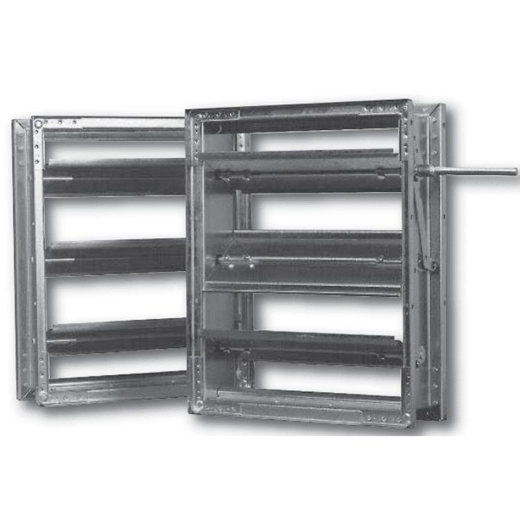 1000 Series Control Smoke & Balancing Damper