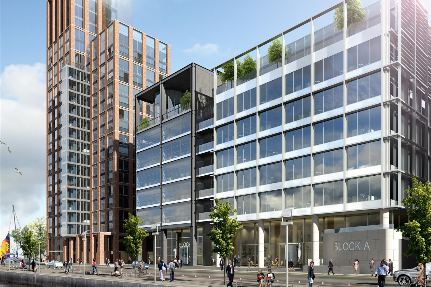 Capital Dock Office Development