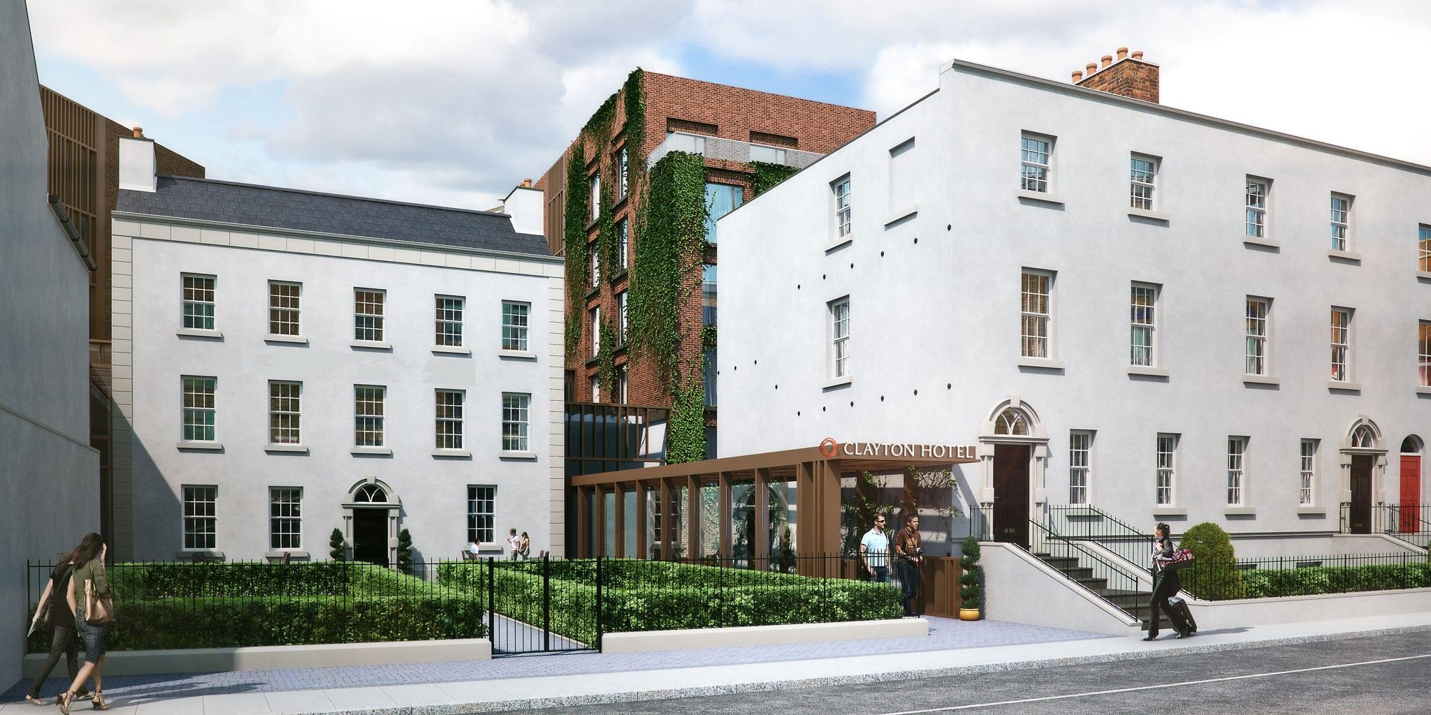 Clayton Hotel Charlemont Street