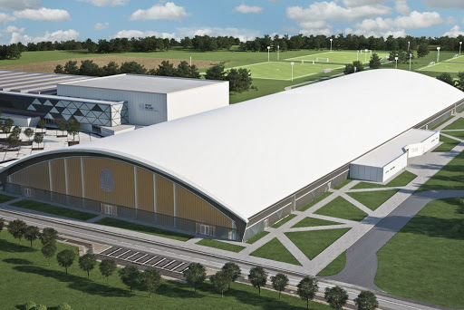 National Indoor Arena Phase 2