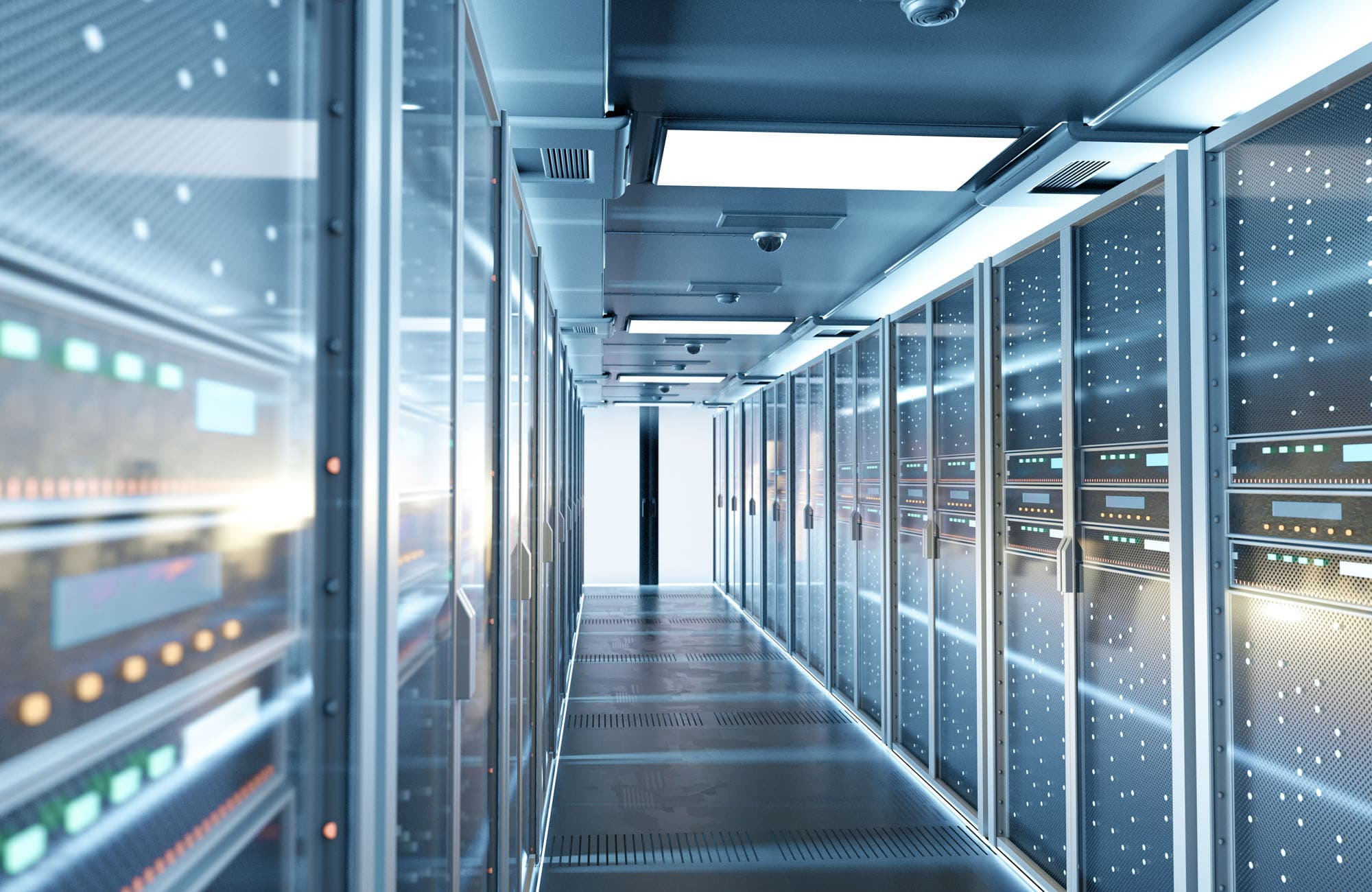 Data Centre Ventilation Systems