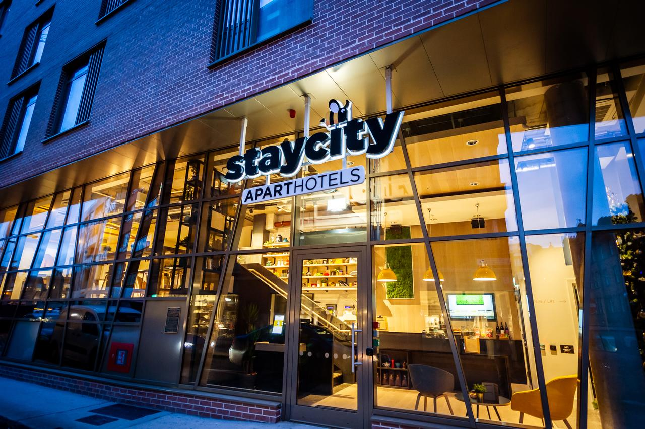 Stay City Hotel Bride Street