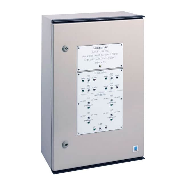 System 11 Hardwired Electromechanical Damper Control Systems